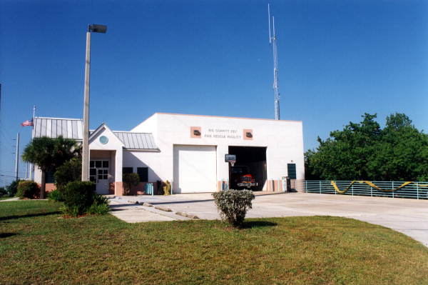 Big Coppitt Fire Rescue Building