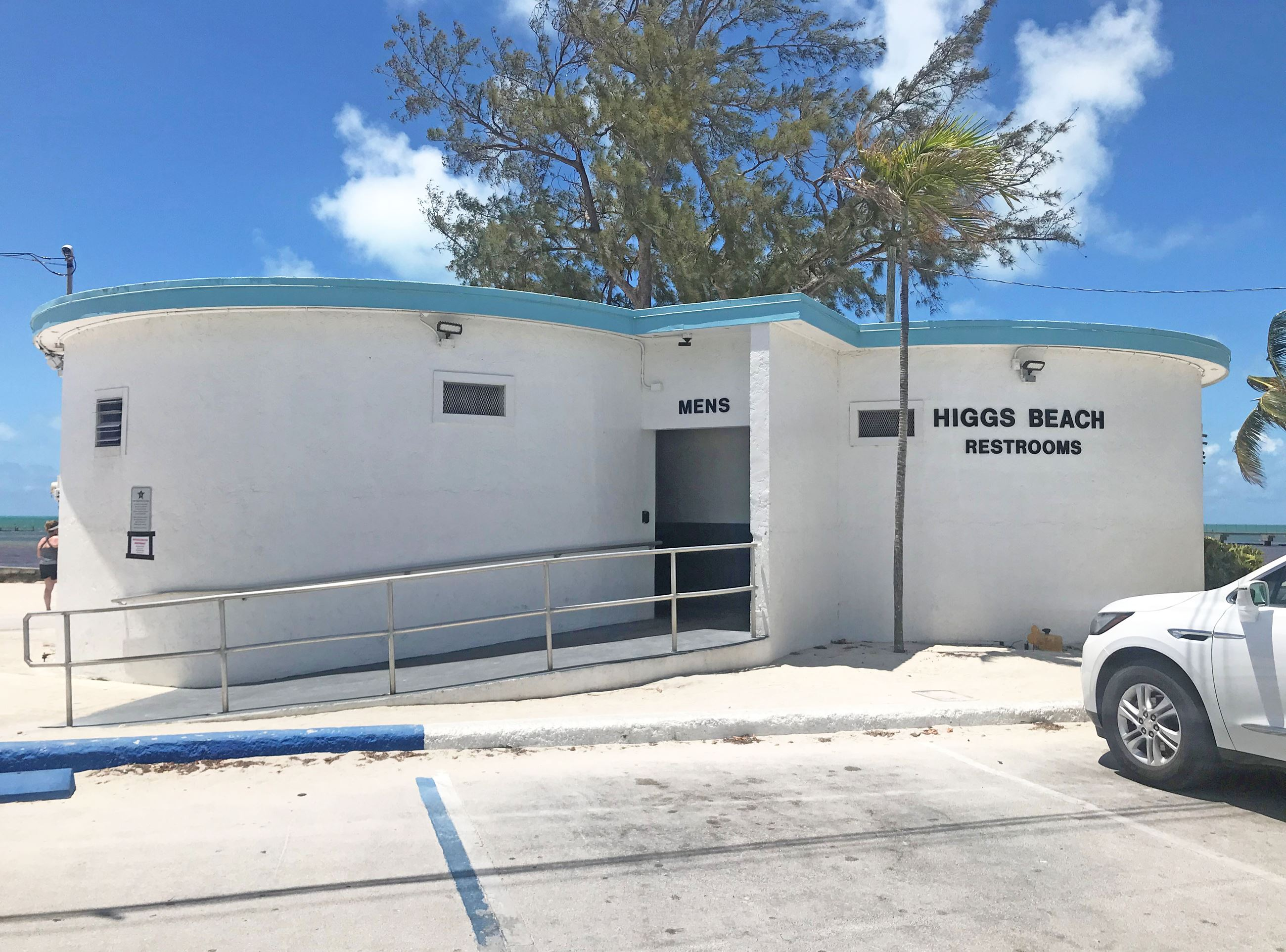 Higgs Beach restroom restoration to begin